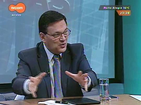Conversas Cruzadas - Debate sobre a crise financeira no RS e repasses aos municípios gaúchos - Bloco 3 - 03/09/2015