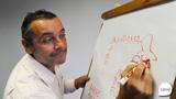 Iotti ensina o jaquiranês, uma língua neo-latina falada no ABC da Grande Jaquirana