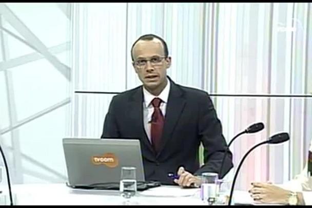 TVCOM Conversas Cruzadas. 2º Bloco. 09.11.15