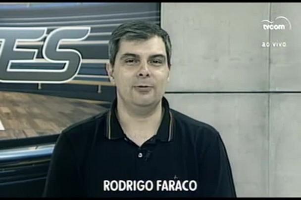 TVCOM Esportes. 1º Bloco. 01.12.15