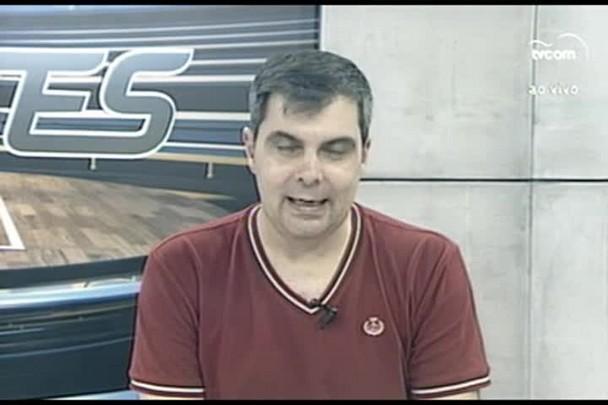 TVCOM Esportes. 4º Bloco. 19.02.16