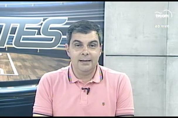 TVCOM Esportes. 4º Bloco. 26.02.16
