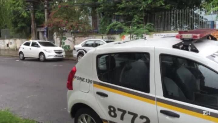 Polícia prende suspeito de esfaquear estudante no bairro Menino Deus