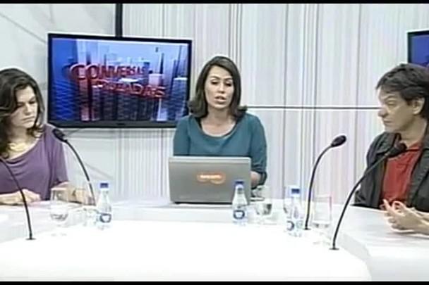 TVCOM Conversas Cruzadas. 2º Bloco. 10.05.16