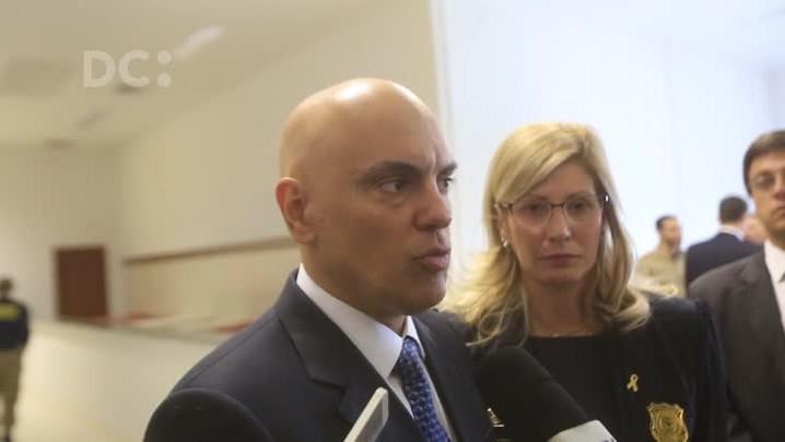 Atual ministro da Justiça, Alexandre de Moraes, diz que Polícia Federal continuará com autonia nas investigações da Operação Lava-Jato