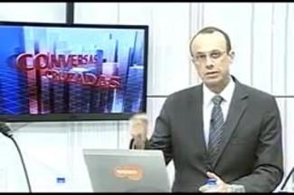 TVCOM Conversas Cruzadas. 2º Bloco. 25.05.16