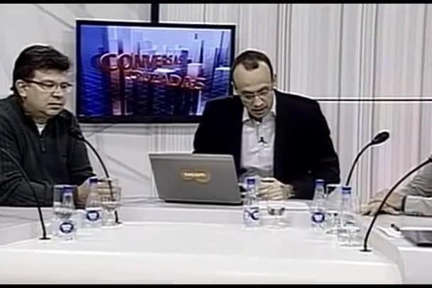 TVCOM Conversas Cruzadas. 4º Bloco. 14.06.16