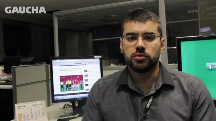 Inter 2 x 3 Botafogo: expulsão de Fabinho foi exagerada