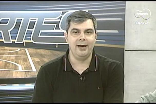 TVCOM Esportes. 3º Bloco. 14.07.16