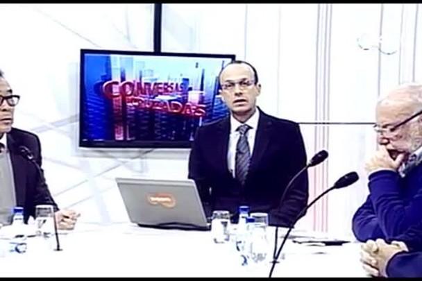 TVCOM Conversas Cruzadas. 2º Bloco.18.07.16