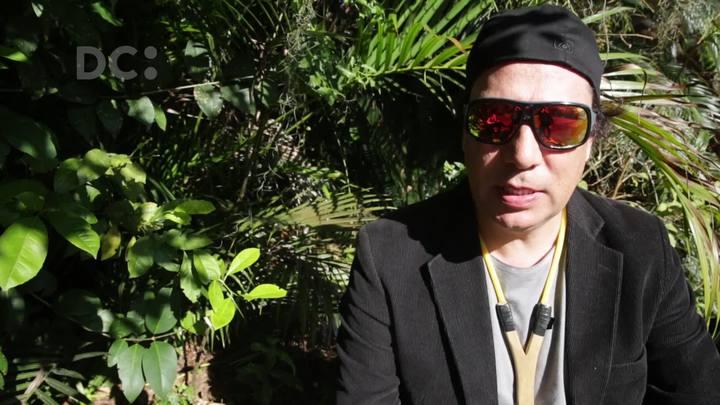 Nova fase: veja os bastidores do novo trabalho de Gazu em parceria com a banda Iriê