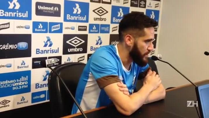 Marcelo Oliveira opina sobre problemas de finalização do Grêmio