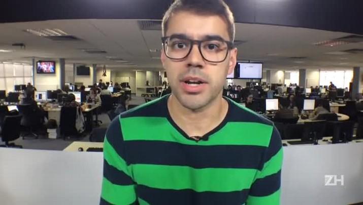 Diori Vasconcelos analisa a arbitragem de Figueirense x Grêmio