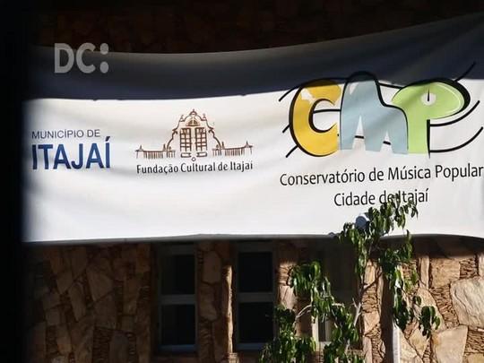 Itajaí Cultural: Conservatório de Música Popular
