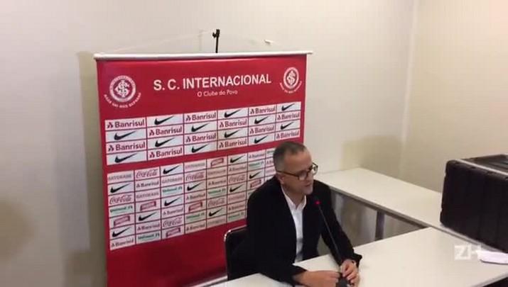Roberto Melo exalta classificação do Inter na Copa do Brasil