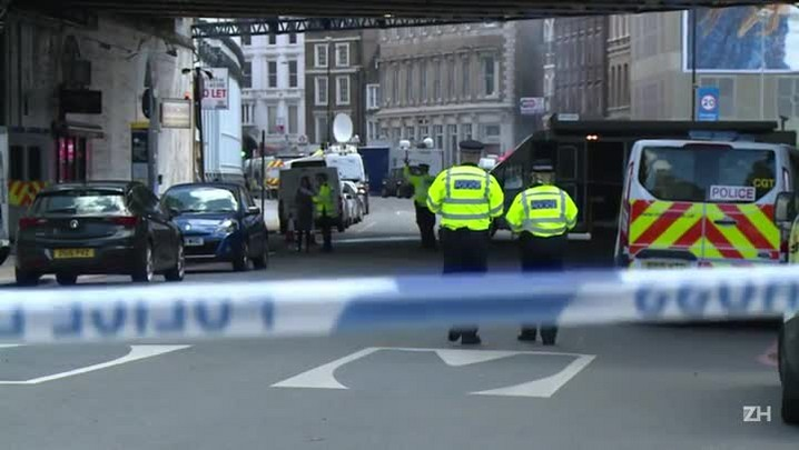 Sobe número de mortos do atentado de Londres