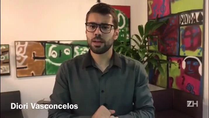 Diori Vasconcelos comenta a arbitragem de Grêmio x Godoy Cruz