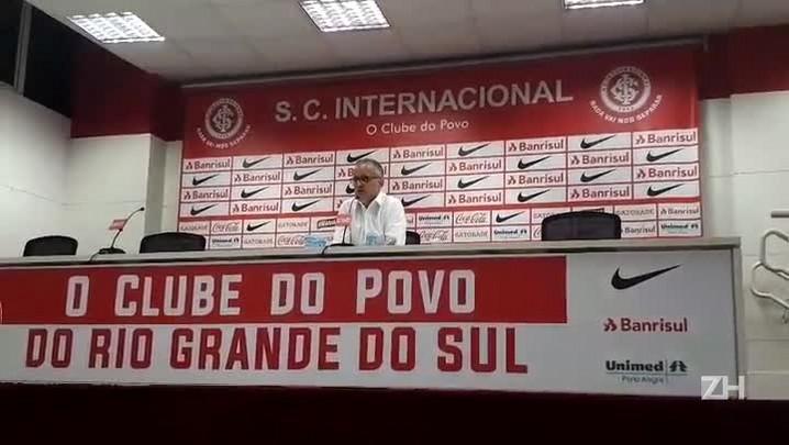 Melo exalta regularidade do Inter na Série B