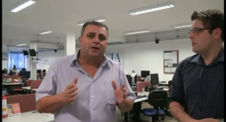 Vereador Claudio Aragão (PMDB)