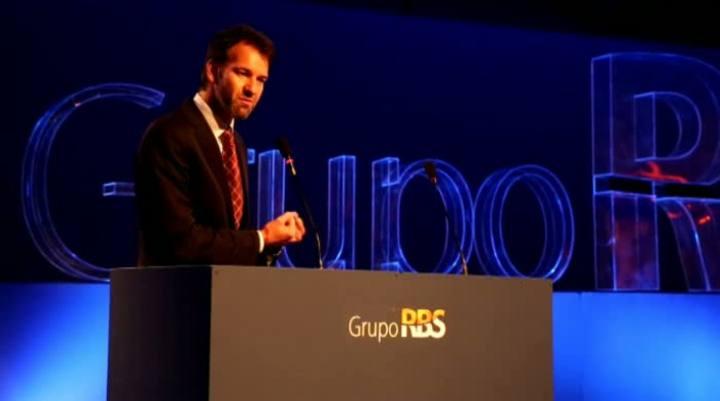Grupo RBS promove festa dos Jubilados 2012