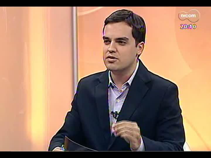 TVCOM 20 Horas - 14/12/12 - Bloco 2 - Entrevista com a ministra da Secretaria dos Direitos Humanos Maria do Rosário