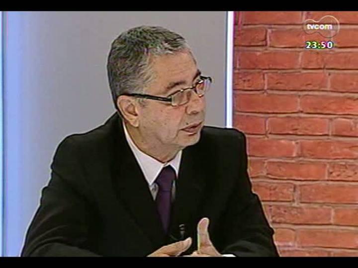 Mãos e Mentes - Momentos marcantes: reveja trechos da entevista de José Clovis de Azevedo, secretário da Educação do RS