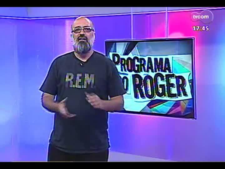 Programa do Roger - Cantora Adriana Deffenti - bloco 1 - 30/01/2013