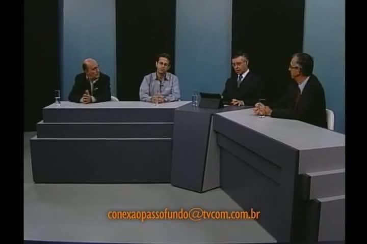 Conexão Passo Fundo debate a importância do agronegócio para a economia da região - bloco 4