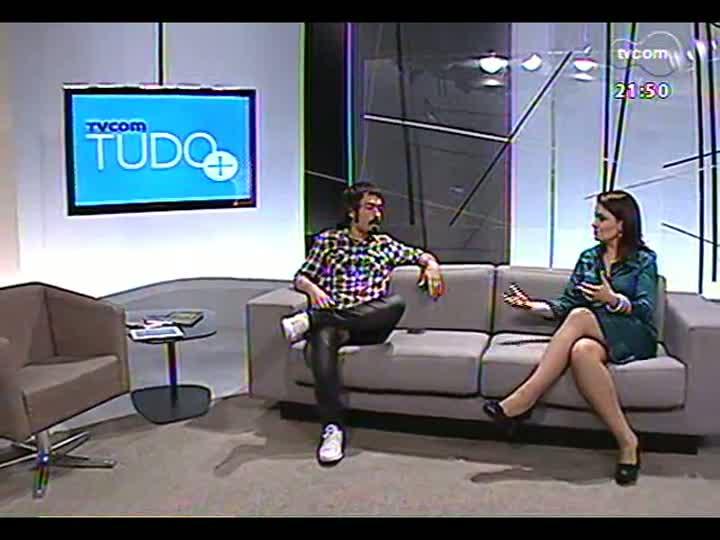 TVCOM Tudo Mais - Lucio Brancato fala da morte de Chorão