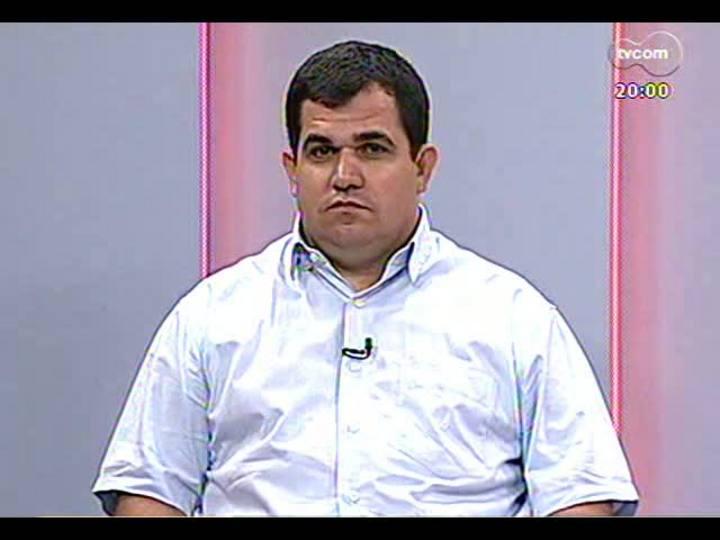 TVCOM 20 Horas - Combate a roubo de veículos - Bloco 1 - 11/03/2013