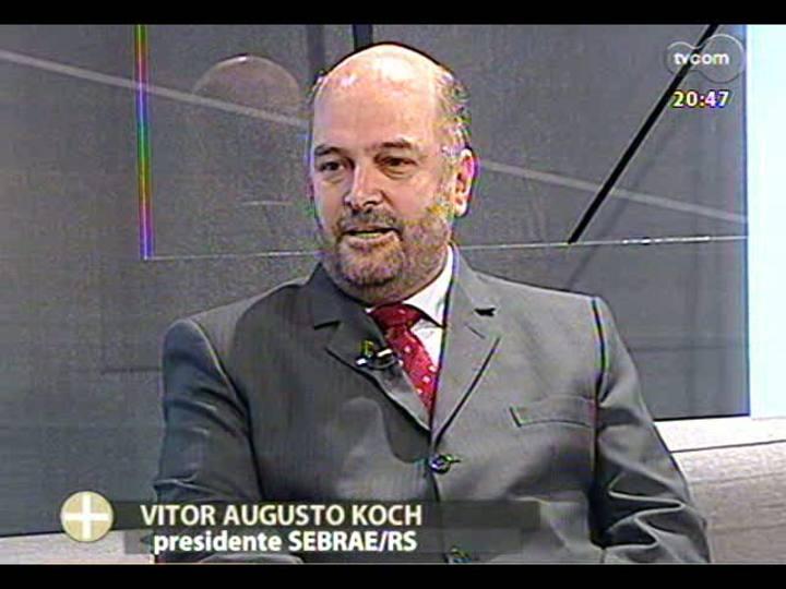 TVCOM Tudo Mais - Feira em Hannover