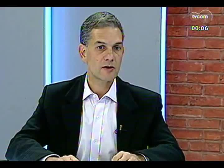 Mãos e Mentes - Sócio-fundador da Dez Propaganda e presidente do Festival Mundial de Publicidade de Gramado 2013, Mauro Dorfman - Bloco 4 - 02/04/2013