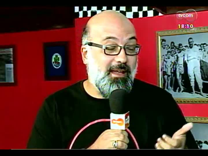 Programa do Roger - Entrevista com o pajador Paulo de Freitas Mendonça - bloco 3 - 22/04/2013