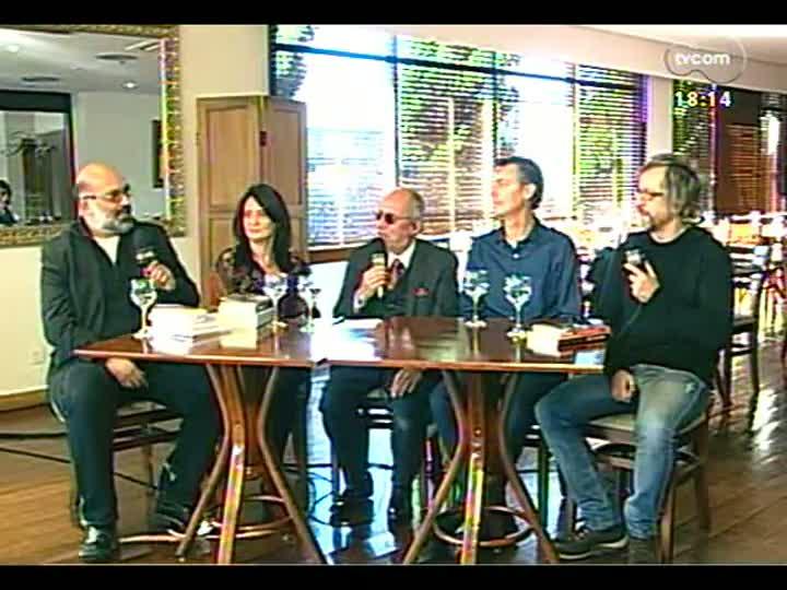 Café TVCOM - Dica de livro e Bienal do Mercosul - Bloco 2 - 18/05/2013