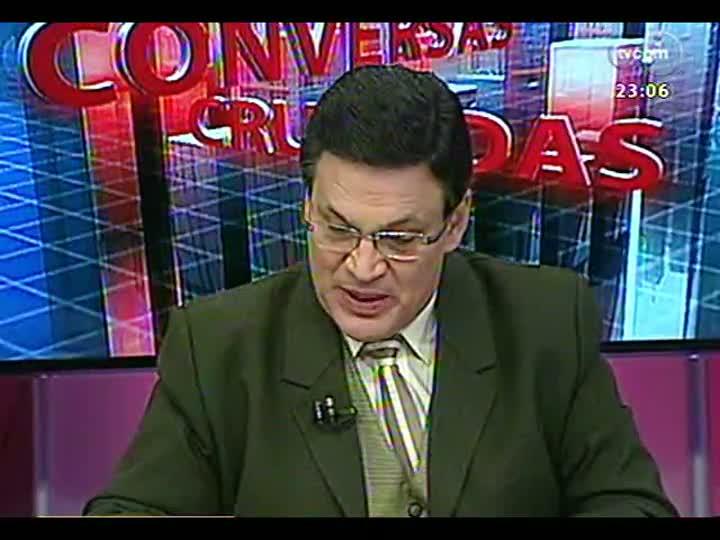 Conversas Cruzadas - Debate sobre a contratação de médicos estrangeiros no Brasil - Bloco 3 - 03/07/2013