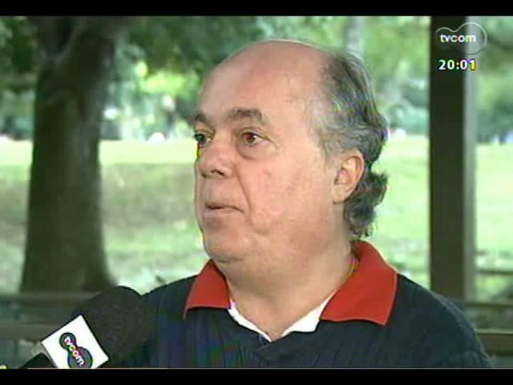 TVCOM 20 Horas - Confira a repercussão sobre a decisão de torcida única no próximo Gre-Nal - Bloco 1 - 30/07/2013