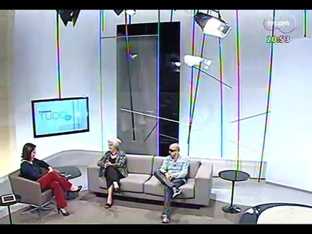 TVCOM Tudo Mais - Série \'Patronáveis\': Sara Bodowsky conversa com Maria Carpi e Fabrício Carpinejar - parte 2