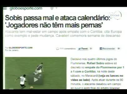 Bate Bola – JEC x Avaí e Figueirense x Paraná - 2º bloco – 22/09/2013