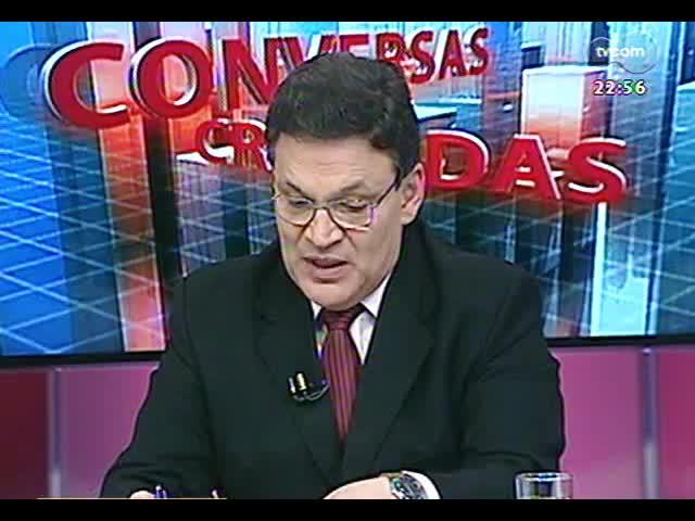 Conversas Cruzadas - Avaliação do discurso da presidente Dilma na ONU - Bloco 3 - 24/09/2013