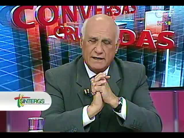 Conversas Cruzadas - Em tempos de Mercopar, o programa questiona: qual a situação das indústrias no RS? - Bloco 3 - 30/09/2013