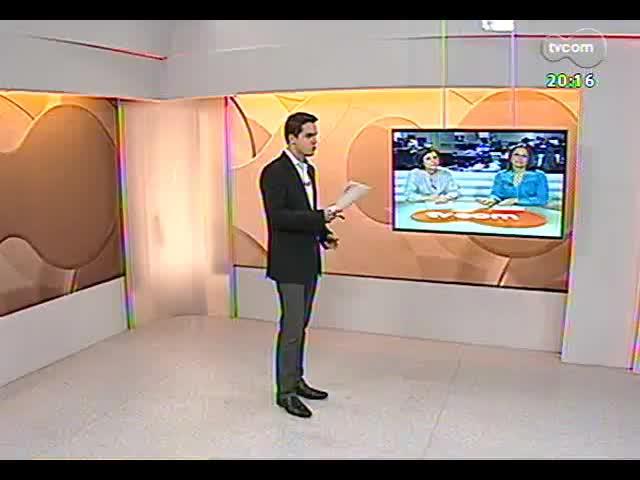 TVCOM 20 Horas - Acúmulo de processos de licenciamentos e alvarás - Bloco 3 - 02/10/2013