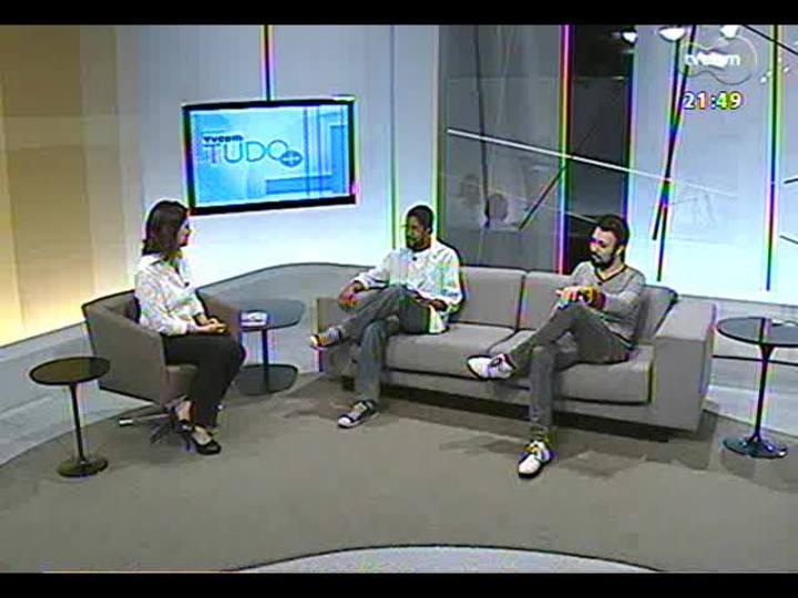 """TVCOM Tudo Mais - Organizadores falam sobre a \""""Feira além da feira\"""", evento paralelo à Feira do Livro"""