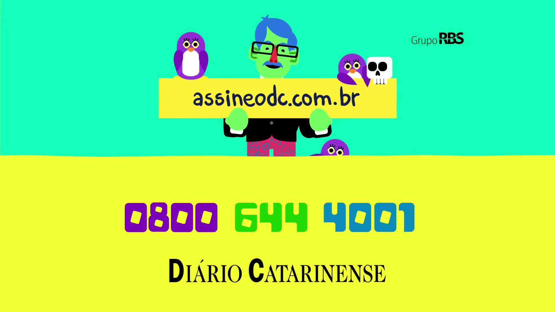 Campanha de verão - Diário Catarinense