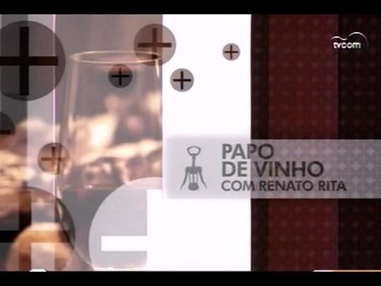 TVCOM Tudo Mais - 3o bloco - Papo de vinho - 28/11/2013