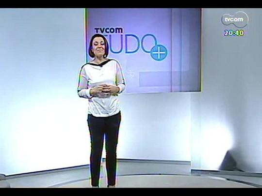 TVCOM Tudo Mais - Saiba como estão os preparativos para a primeira noite do Vivo Open Air