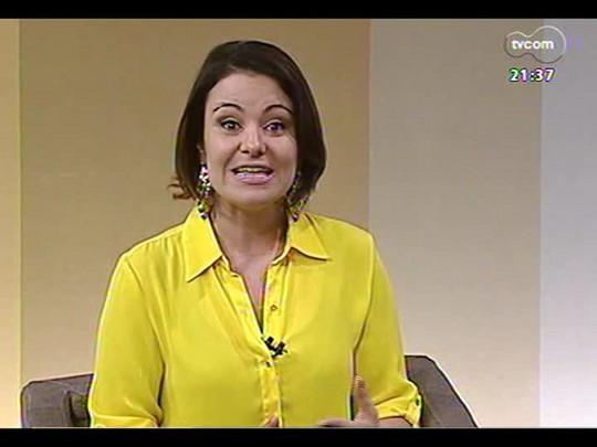 TVCOM Tudo Mais - Reporagem sobre a nova mostra da Fundação Iberê Camargo