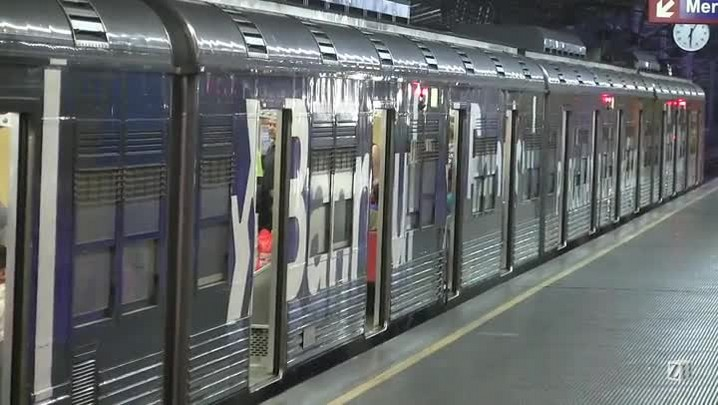 Na Estação São Leopoldo, movimento foi normal nas primeiras horas da manhã