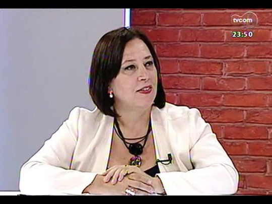 Mãos e Mentes - Coordenadora de rede de nanotecnologia Farmacêutica/Capes, Sílvia Gutteres - Bloco 2 - 19/12/2013