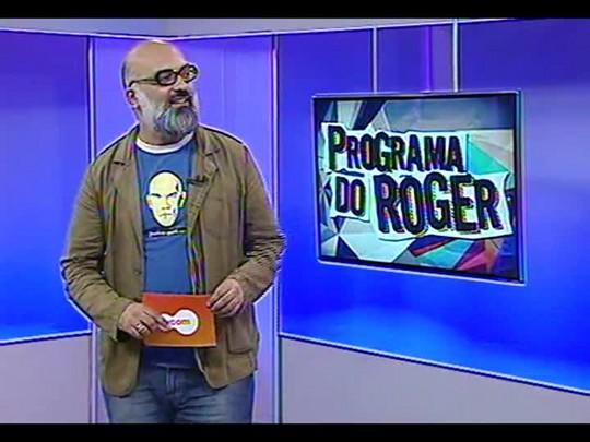 Programa do Roger - Um bate papo e a música de Coié Lacerdfa e Harlem\'s Club Band - Bloco 2 - 19/12/2013
