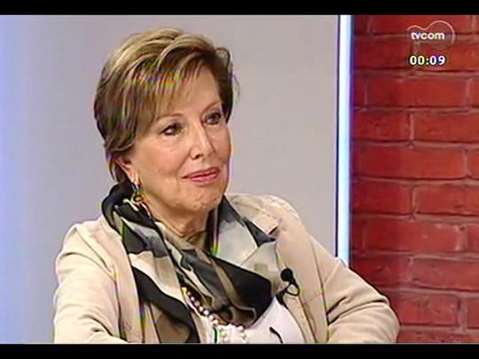 Mãos e Mentes - Arquiteta Célia Ferraz de Souza - Bloco 4 - 27/03/2014